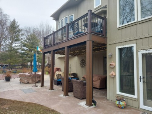 Frazier Deck Project